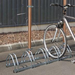 Dviračių stovas Mottez B131V, 5 dviračiams
