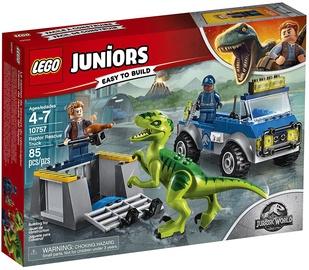Konstruktor LEGO Juniors Raptor Rescue Truck 10757