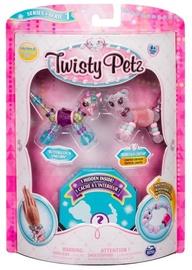 Apyrankių gaminimo rinkinys Spin Master Twisty Petz Unicorn Cheetah And Surprise Collectible 1s