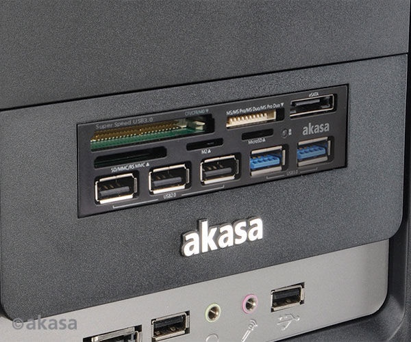 Akasa Card Reader USB 3.0 5-Port AK-ICR-17