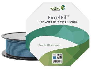 Расходные материалы для 3D принтера Voltivo ExcelFil, синий