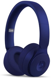 Belaidės ausinės Beats Solo Pro Matte Collection Dark Blue