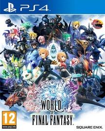 Игра для PlayStation 4 (PS4) World Of Final Fantasy PS4