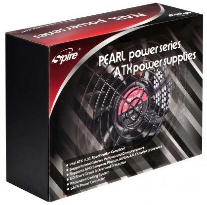 Spire Pearl ATX 2.31 550W SP-ATX-550Z-PPFC