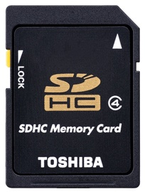 Toshiba 16GB SDHC Class 4