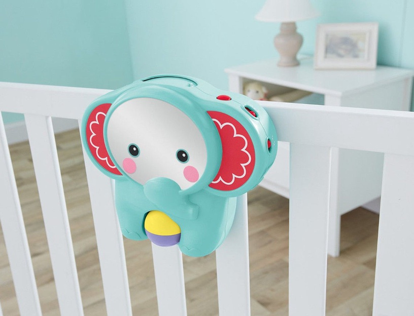 Fisher Price Deluxe Crib To Floor Mobile BFR22