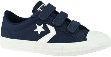 Converse Star Player Kids Low Top 667547C Blue/White 33