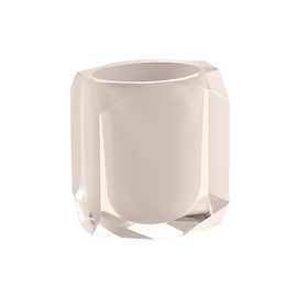 Stiklinė dantų šepetėliams Gedy Chanelle CH98 52, ruda