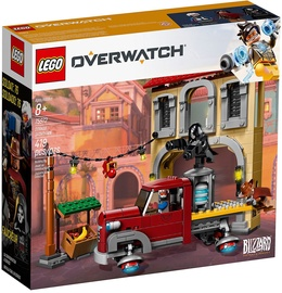 Konstruktorius LEGO Overwatch Dorado Showdown 75972