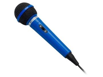 Mikrofonas mėlynas Blow PR-M-202