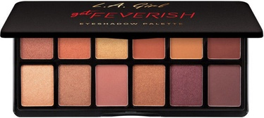 L.A. Girl Eyeshadow Palette 12g GES415
