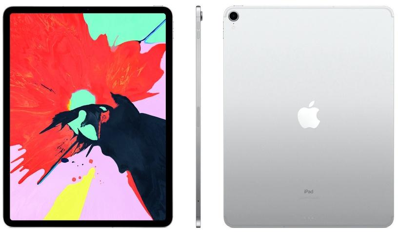 Planšetinis kompiuteris Apple iPad Pro 12.9 Wi-Fi+4G 64GB Silver
