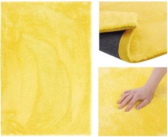 Paklājs AmeliaHome Morko, dzeltena, 80x50 cm