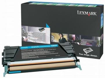 Lazerinio spausdintuvo kasetė Lexmark C746A3CG Cyan