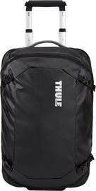 Ceļojumu soma uz riteņiem Thule Thule Chasm 3204288, melna, 40 l