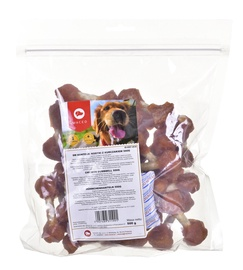 Gardums suņiem Maced Mini Bone Snacks Chicken 500g
