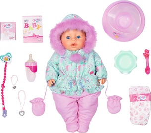 Кукла-маленький ребенок Zapf Creation Baby Born Soft Touch Winter Edition