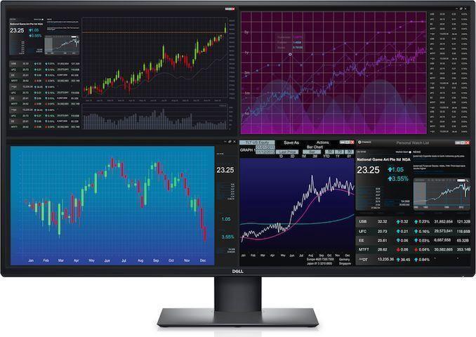 """Monitorius Dell U4320Q, 42"""", 5 ms"""