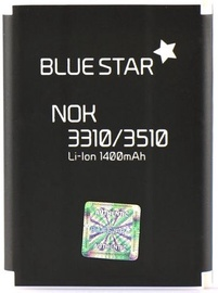BlueStar Battery For Nokia 3310/2260/3360 Li-Ion 1400mAh Slim Analog