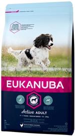 Eukanuba Adult Medium Breed Chicken 15kg