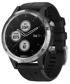Garmin Fēnix 5 Plus Silver/Black