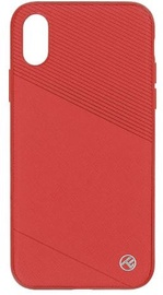 Tellur Exquis Back Case For Apple iPhone X/XS Red