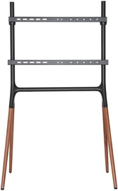 NewStar Flat Screen Floor Stand 37-70'' Black