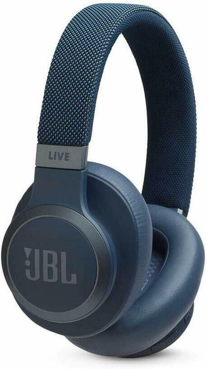 Ausinės JBL JBLLIVE650BTNCBL, belaidės