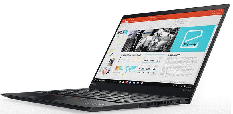 Nešiojamas kompiuteris Lenovo ThinkPad X1 Carbon 20KH0039MH