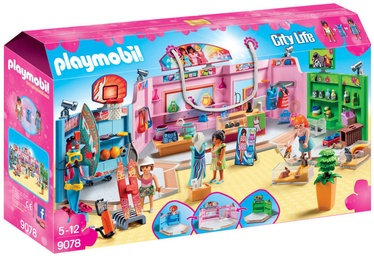 Playmobil City Life Shopping Plaza 9078