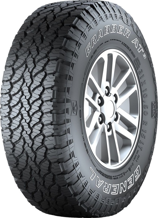 Automobilio padanga General Tire Grabber AT3 205 75 R15 97T