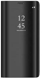 OEM Clear View Case For Huawei Nova 5T Black