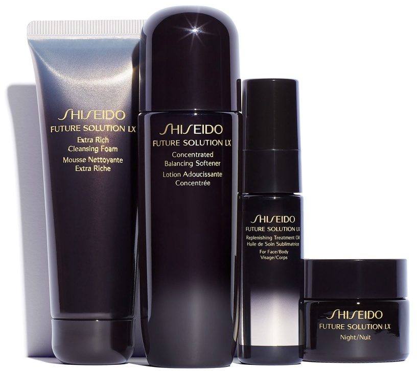 Крем для тела Shiseido Future Solution LX Total Regenerating, 200 мл