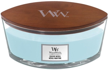 WoodWick Seaside Neroli Candle 453.6g