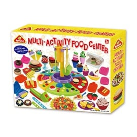Modelino rinkinys Peipeile Multi-Activity Food Center 8909