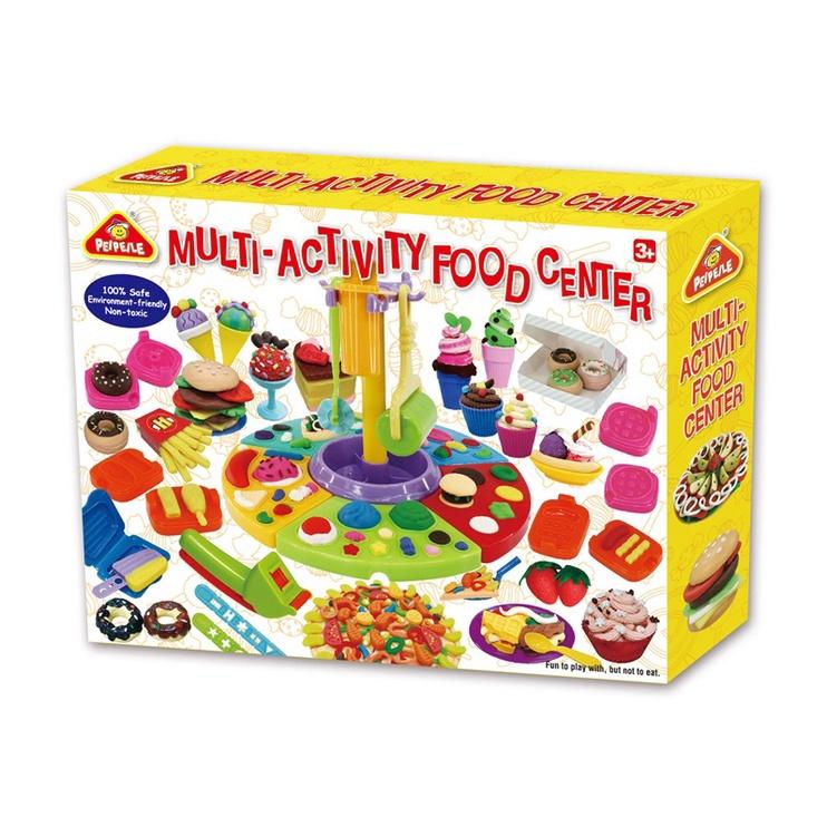 Modelino rinkinys Peipeile Multi-Activity Food Center 8909