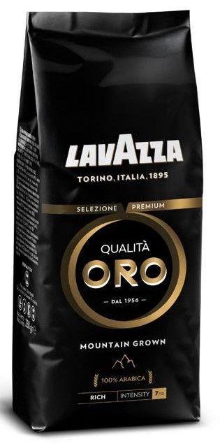 Lavazza Qualita Oro Mountain Grown Coffee Beans 250g