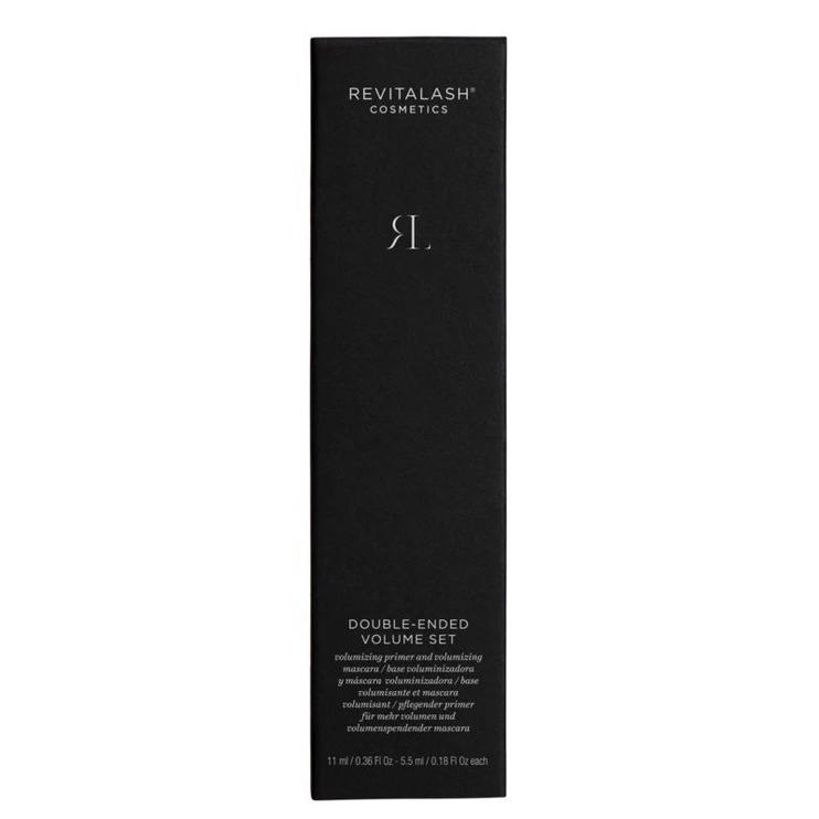 Revitalash Double Ended Volumizing Mascara & Primer 11ml