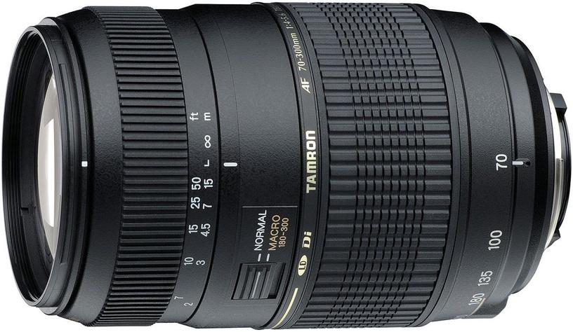 Tamron AF 70-300/F4-5.6 Di LD MACRO Canon