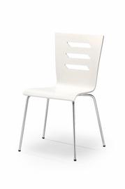 Svetainės kėdė K155, balta