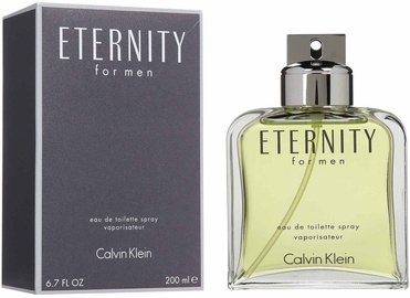 Tualetinis vanduo Calvin Klein Eternity 200ml EDT