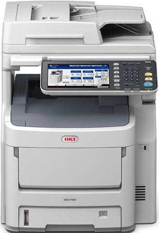 Oki MC760DN Printer