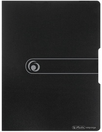 Herlitz Display Book Easy Orga A4/20 Opaque Black 11207511