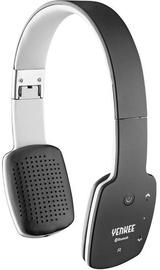 Yenkee YHP 15BT Wireless Bluetooth On-Ear Headset Black