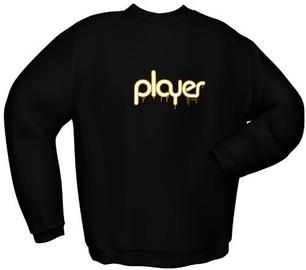 Svīteris GamersWear Player Sweater Black XXL