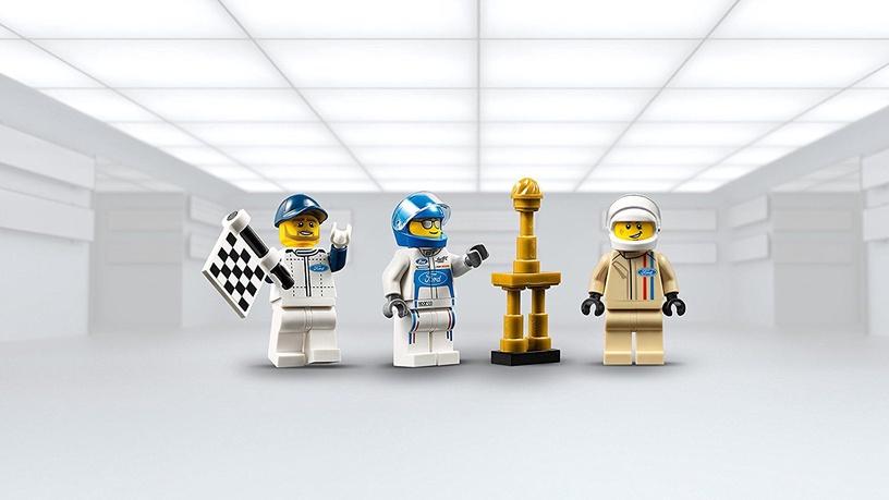 Конструктор LEGO Speed Champions 2016 Ford GT & 1966 Ford GT40 75881, 366 шт.