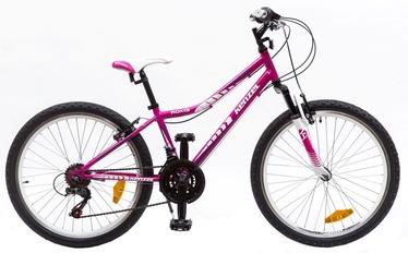 "Dviratis Kenzel Roxis SF 33cm 24"" Pink 17"