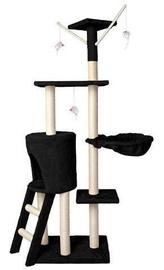 Skrāpis kaķiem Vangaloo Black, 138 cm
