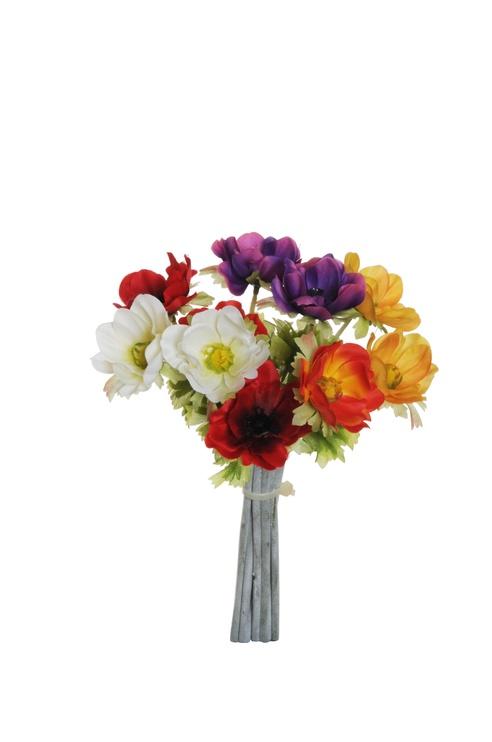 Искусственный цветок Artificial Flower Bouquet 31cm 80-352064