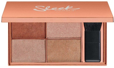 Sleek MakeUP Highlighting Palette 9g Copperplate